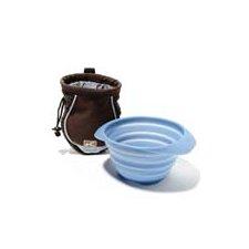 Treat Bag & 2 Bowl Kit