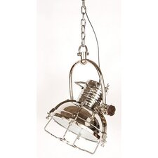 Art Deco Hanging Light