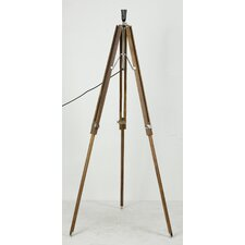 Taylor Natural Large Tripod Floor Lamp Holder
