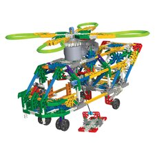 Classics Transport Chopper Building Set