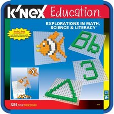 <strong>K'NEX</strong> Education Explorations in Math, Science and Literacy Building Set