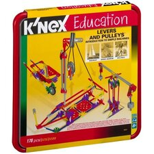 <strong>K'NEX</strong> Education Intro to Simple Machines Levers and Pulleys