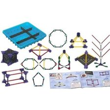 Education Elementary Math and Geometry Building Set