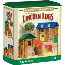 <strong>K'NEX</strong> Lincoln Logs Shady Pine Homestead