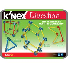 <strong>K'NEX</strong> Intermediate Math and Geometry