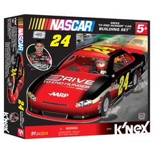 <strong>K'NEX</strong> NASCAR Drive To End Hunger Car Building Set
