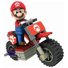 <strong>K'NEX</strong> Nintendo Mario and Standard Bike Building Set