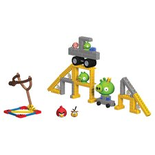 Angry Birds Hammin' Around Building Set