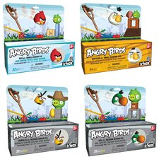 Angry Birds Starters Assortment