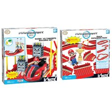 Nintendo Mario Kart Wii Mario vs. Thwomp Track Pack Kit