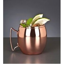 Moscow Mule Copper Mug (Set of 4)