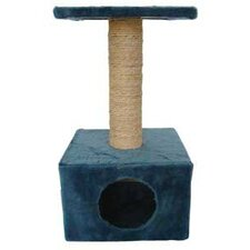 <strong>YML</strong> Sisal Cat Scratching Post and Condo