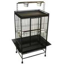 Play Top Parrot Bird Cage
