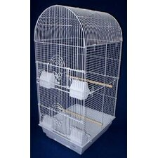 Tall Round 4 Perch Bird Cage