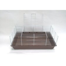 Small Animal Cage in Brown