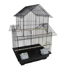 Pagoda Top Bird Cage