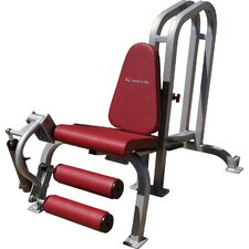 <strong>Quantum Fitness</strong> Kids Quick Circuit Seated Leg Curl/Leg Extension
