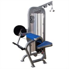 I Series Commercial Biceps Curl / Triceps Press Combination Unit