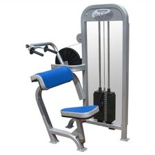 I Series Commercial Tricep Extension Station Upper Body Gym