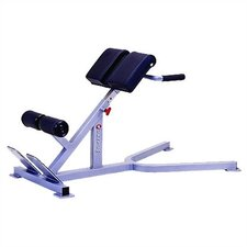<strong>Quantum Fitness</strong> High Impact Commercial Adjustable Hyperextension Bench