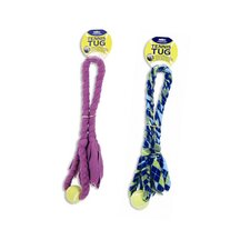 <strong>Premier Pet</strong> Tennis Tug Dog Toy