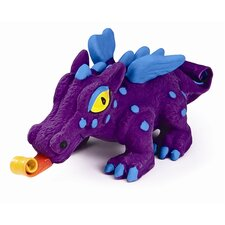 Squeeze Meeze Jr. Dragon Dog Toy