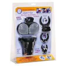 Click ' tn Go Stroller Accessory Kit