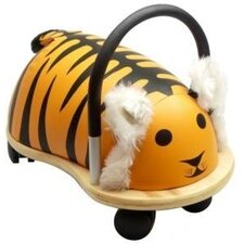 <strong>Prince Lionheart</strong> Wheely Bug Tiger Push/Scoot Ride-On