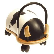 Small Wheely Cow Push/Scoot Ride-On