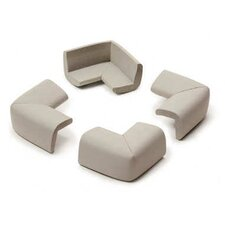 <strong>Prince Lionheart</strong> Table Corner 4 Pack in Grey