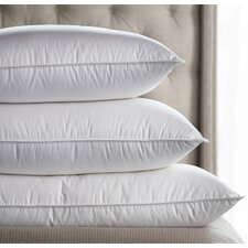 Tri-Compartmented Soft-Medium Sleeping Pillow