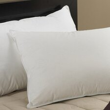 360 Thread Count Sateen Down Alternative Firm Pillow