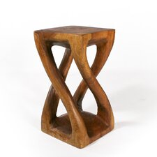 <strong>Strata Furniture</strong> Vine Twist End Table