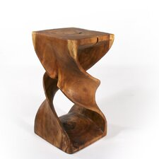 <strong>Strata Furniture</strong> Double Twist End Table
