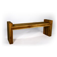 <strong>Strata Furniture</strong> Teak Block Bench