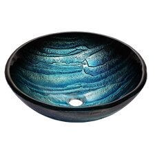 Ladon Glass Vessel Sink