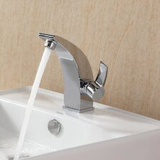 Bathroom Combos Single Hole Waterfall Illusio Faucet with Single Handle