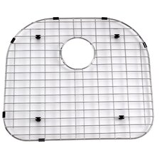"Stainless Steel 20"" x 17"" Bottom Grid"
