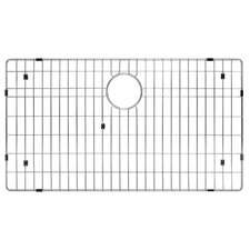 "<strong>Kraus</strong> Stainless Steel 30"" x 17"" Bottom Grid"