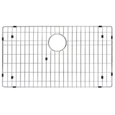 "<strong>Kraus</strong> Stainless Steel 27.5"" x 15.65"" Bottom Grid"