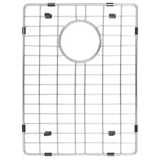 "Stainless Steel 16.5"" x 12.5"" Bottom Grid"
