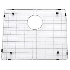 "Stainless Steel 17"" x 16"" Bottom Grid"