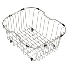 Stainless Steel Rinse Basket