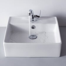 Bathroom Combos Single Hole Typhon Faucet and Bathroom Sink