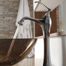 Ventus Single Hole Bathroom Faucet with Single Handle