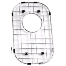 "Stainless Steel 15"" x 9"" Bottom Grid"
