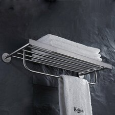 Imperium Bath Wall Mounted Towel Rack