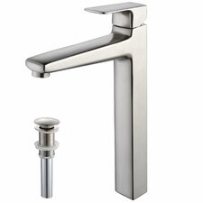 Virtus Single Hole Vessel Faucet with Single Handle
