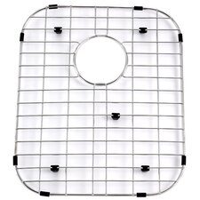"Stainless Steel 17"" x 14"" Bottom Grid"