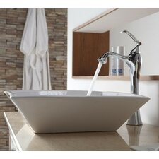 <strong>Kraus</strong> Bathroom Combos Bathroom Sink with Single Handle Single Hole Ventus Faucet